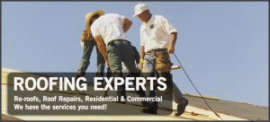 Roofing Experts Header