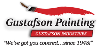 Gustafson Painting Logo