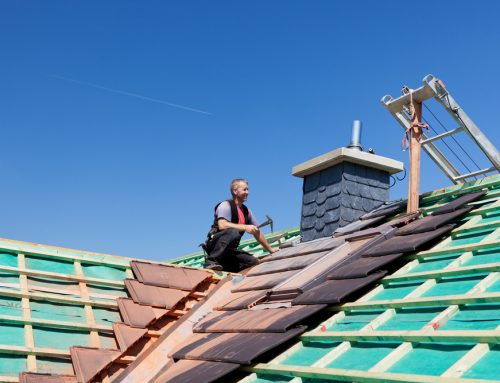 The Basics of Roof Replacement